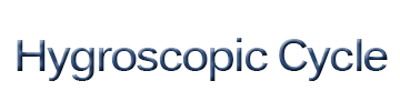 Hygroscopic Cycle Logo